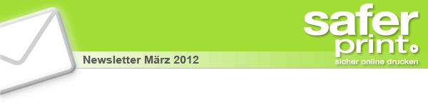 Newsletter März 2012