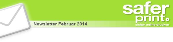 Newsletter Februar 2014