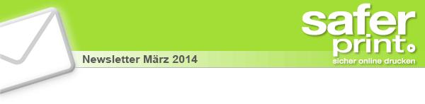 Newsletter März 2014