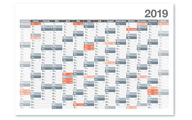Download Kalendervorlagen