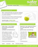 Newsletter von Januar 2012