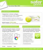 Newsletter von März 2012