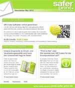 Newsletter von Mai 2012