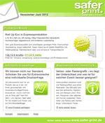 Newsletter von Juni 2012