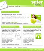 Newsletter von Juli 2012