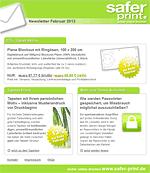 Newsletter von Februar 2013