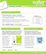 Newsletter von Juni 2013
