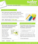 Newsletter von November 2013