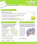 Newsletter von Januar 2014