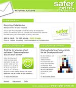 Newsletter von Juni 2014