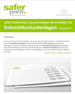Newsletter von September 2017