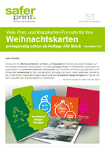 Newsletter von November 2017