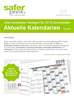 Newsletter von Juli 2018