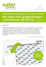 Newsletter von September 2018