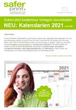 Newsletter von Juni 2020